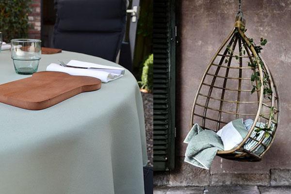 tuintafelkleed-rond-Cottona-hangstoel-broste