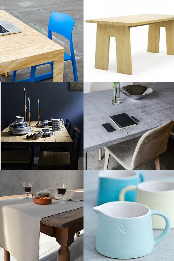Maßgefertigter Tisch