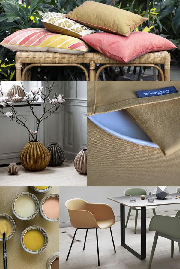 wohntrends 2016 ockergold als ultimative fr hlingsfarbe. Black Bedroom Furniture Sets. Home Design Ideas