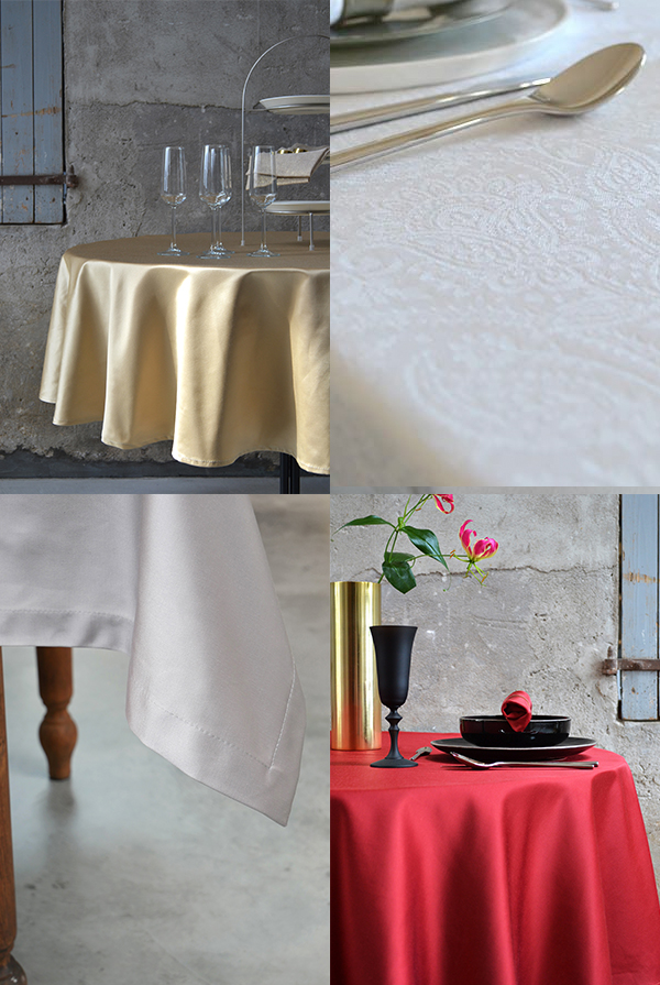 Cottona Tischdecke nach Maß