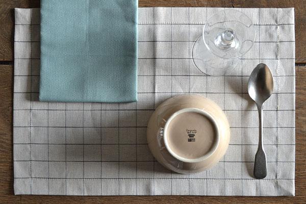 placemat-naturel-linnen-ruitje-servet-linnen-jade-groen-cottona-table-textiles