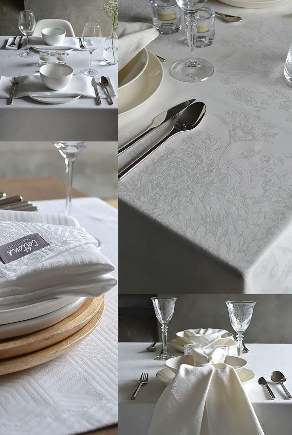 Maßgefertigte Tischdecke