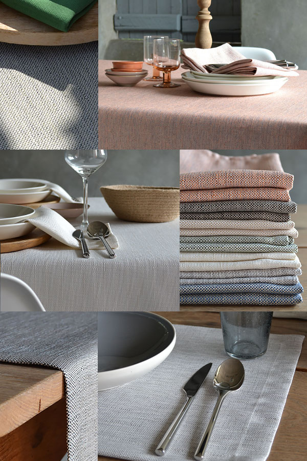 Tischdecke in Polyester